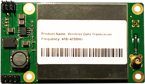 UHF Radiomodem Tx/Rx Module at 2w for RTKite Receiver