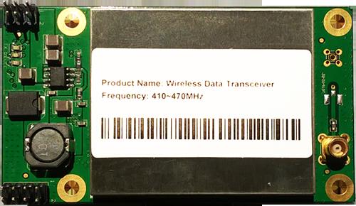 UHF Radiomodem Tx/Rx Module at 2w for RTKite Receiver